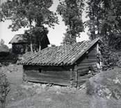 Smedja i korsknut i byn Ytteryd.