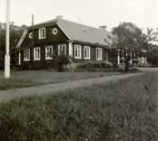 Prästgården i Odensvi.