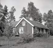 Erik Jönssons stuga i Gunnabo.