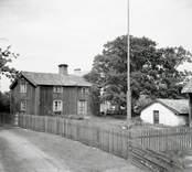 Valfrid Nilssons stuga mot söder.