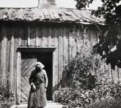 Johanna Matilda Jonssons stuga.