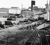 Industriområde i Västervik.