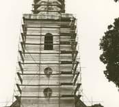 Tornet från väster.
