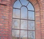 Småland, Kalmar län, Västerviks kommun, Gladhammar sn, Gladhammar. Gladhammar kyrka: Dominerande stilepok exteriör nygotik. Dominerande stilepok interiör nyklassicism. Uppförand hela kyrkan 1883-1886.
