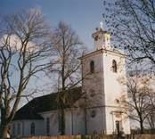 Bäckebo kyrka.