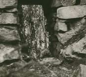 Detalj av tegelbruket vid Björkshult.