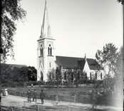 Fagerhults kyrka.