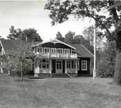 Den gamla prästgården i Påryd.