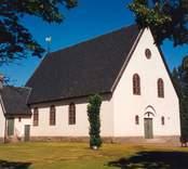 Motiv från Flemmingelands kapell.