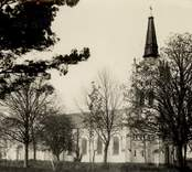 Motiv från Västra Eds kyrka.