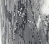 Flygfoto över Nedra Sandby.