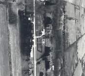 Flygfoto över Tjusby.