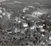 Flygfoto över Påryd.