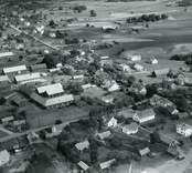 Flygfoto över Bockara.