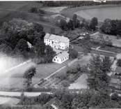 Flygfoto över Rössle gård.