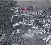 Flygfoto över Figeholm.