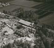 Flygfoto över Bobin och trä i Fagerhult.