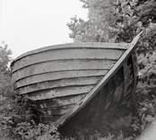 Marknadsbåten. Foto: 14/08 1951.