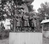 Källströms skulpturer 1961.