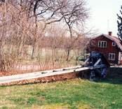 Vällingklockan på Odelsjö gård.