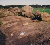 Bilder från RANE-projektet i Tjust 2002-2005