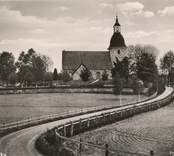 Motiv från Törnsfalls kyrka.