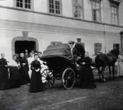 """Stora droskan"", Raabs tid i Helgerum slott."