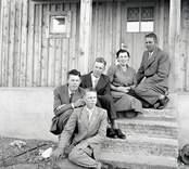 Thore Johanssons familj.
