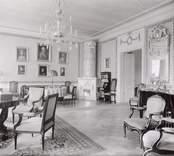 Interiör från Odensviholms herrgård.