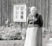 Matilda Nilsson född 1877.