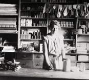 Interiör från Träthults affär.