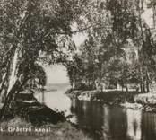 Gränsö kanal, Västervik.