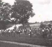 Hjorteds kyrkogård.