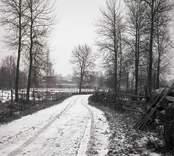 Vägen Bidalite-Flerohopp med bron vid Resebo.