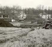 Småland Döderhult socken Döderhult  Döderhult 1:27, stenåldersboplats, jämför diarienummer 170/75.  Foto: K-H Arnell 1975-01-24