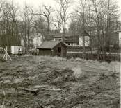 Döderhult 1:27, stenåldersboplats, jämför diarienummer 170/75.  Foto: K-H Arnell 1975-01-24