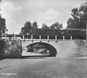 Nybro. Nya Järnvägsbron.