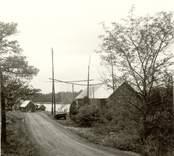 Småland Döderhult socken Fittjehammar Foto: B-M Hammarskiöld 1974-10-03