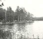 Landskapsmotiv  Kulltorp.