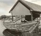 Storbåt, byggd 1884.