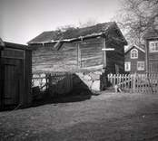 En källarstuga i Hagnebo.