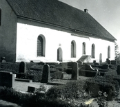 Döderhults kyrka, skannade från positiv och negativ.