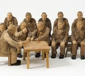 Kommunalstämma  [Skulpturgrupp]