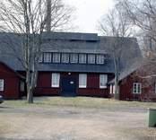 Alsterbro glasbruk, som var i drift 1871-1969.
