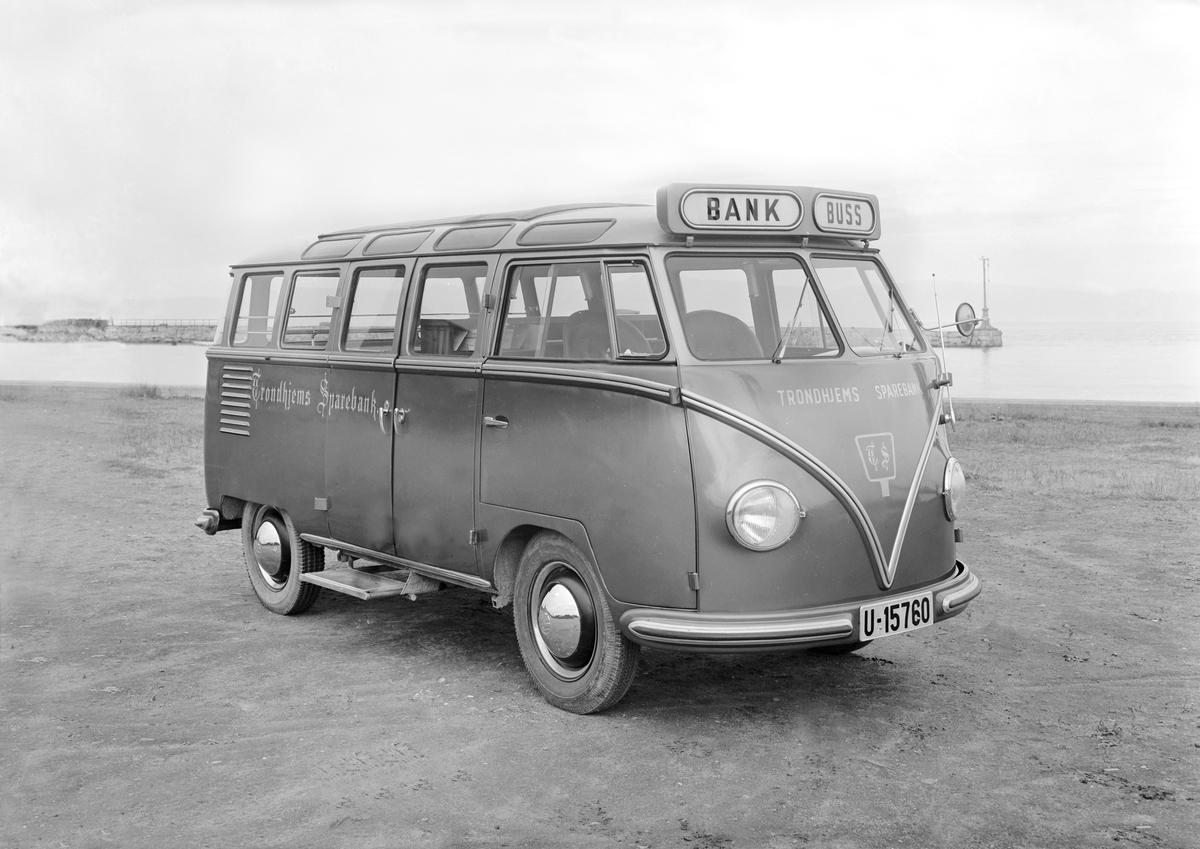 Trondhjems Sparebanks bankbuss (Foto/Photo)