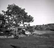 Figeholms skärgård, sjöbodar på Örö.