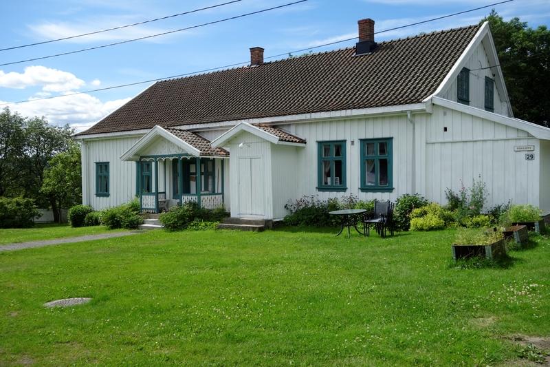Hovedbygning Skårer gård (Foto/Photo)