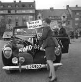 In Statu-tåget.  2 maj 1959.