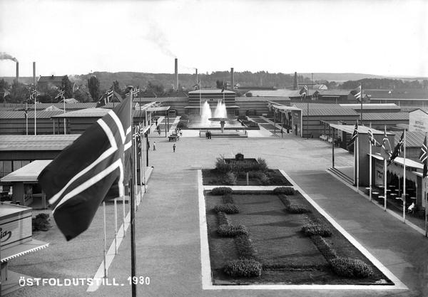 Østfoldutstill. 1930 (Foto/Photo)