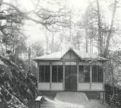 Norrby brunn vid sekelskiftet 1900.